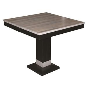 Alcoe Single Pedestal Table