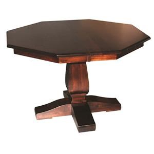 Bassett Single Pedestal Table