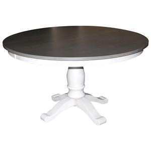 Brooke Single Pedestal Table