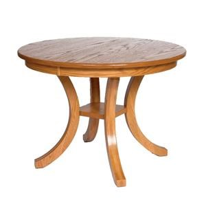 Carlisle Single Pedestal Table