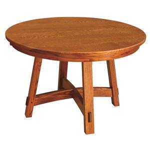 Colbran Single Pedestal Table