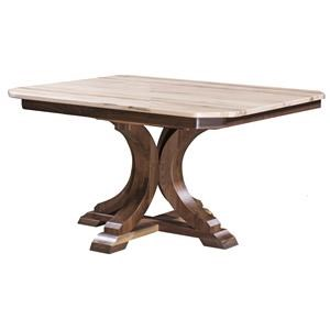 Corsica Single Pedestal Table