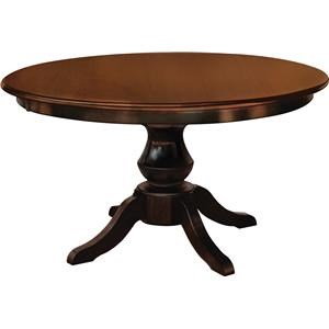 Denver Single Pedestal Table