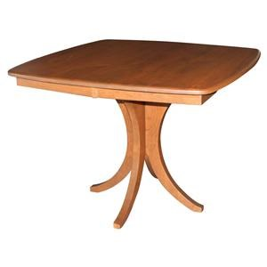 Hudson Single Pedestal Table