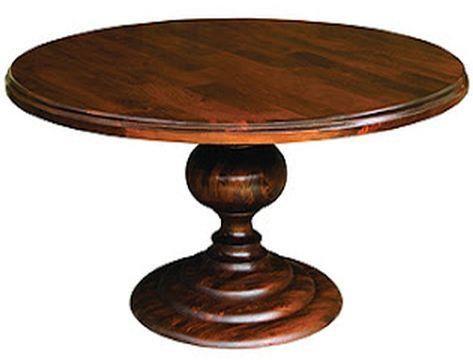 Magnolia Single Pedestal Table
