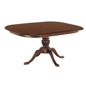 Princeton Single Pedestal Table