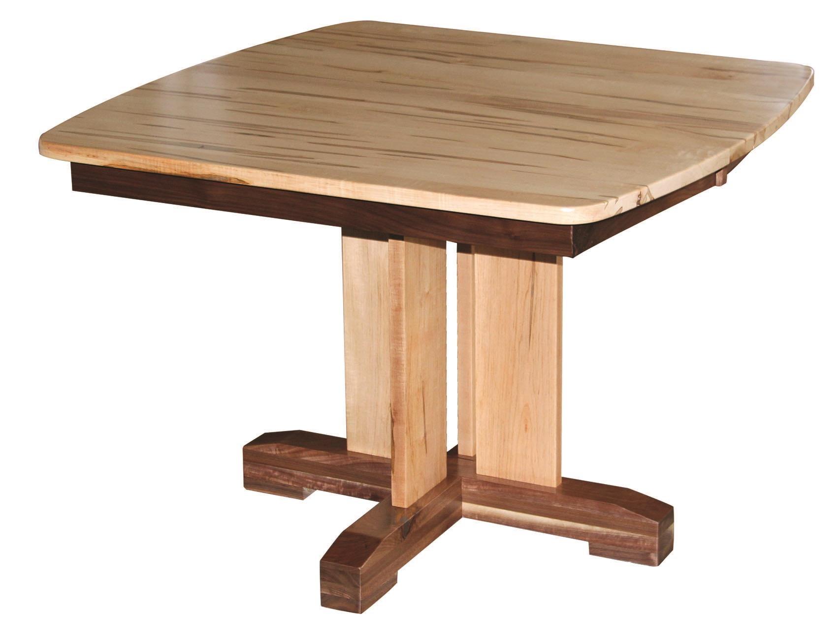 Raleigh Single Pedestal Table