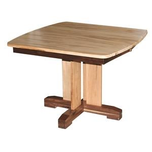 Raleigh Single Pedestal Table