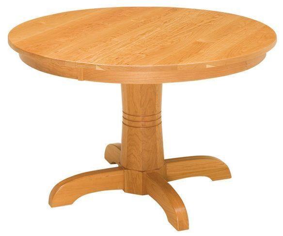 Regal Single Pedestal Table