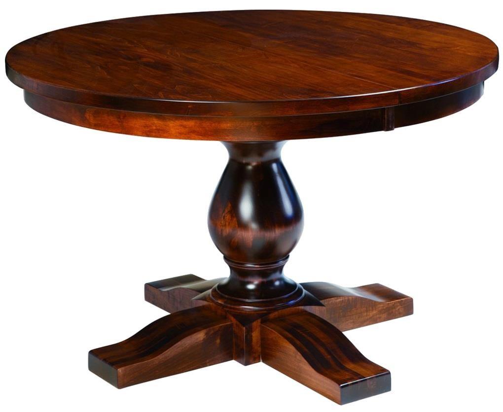Salem Single Pedestal Table