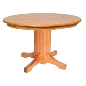 Shreveport Single Pedestal Table