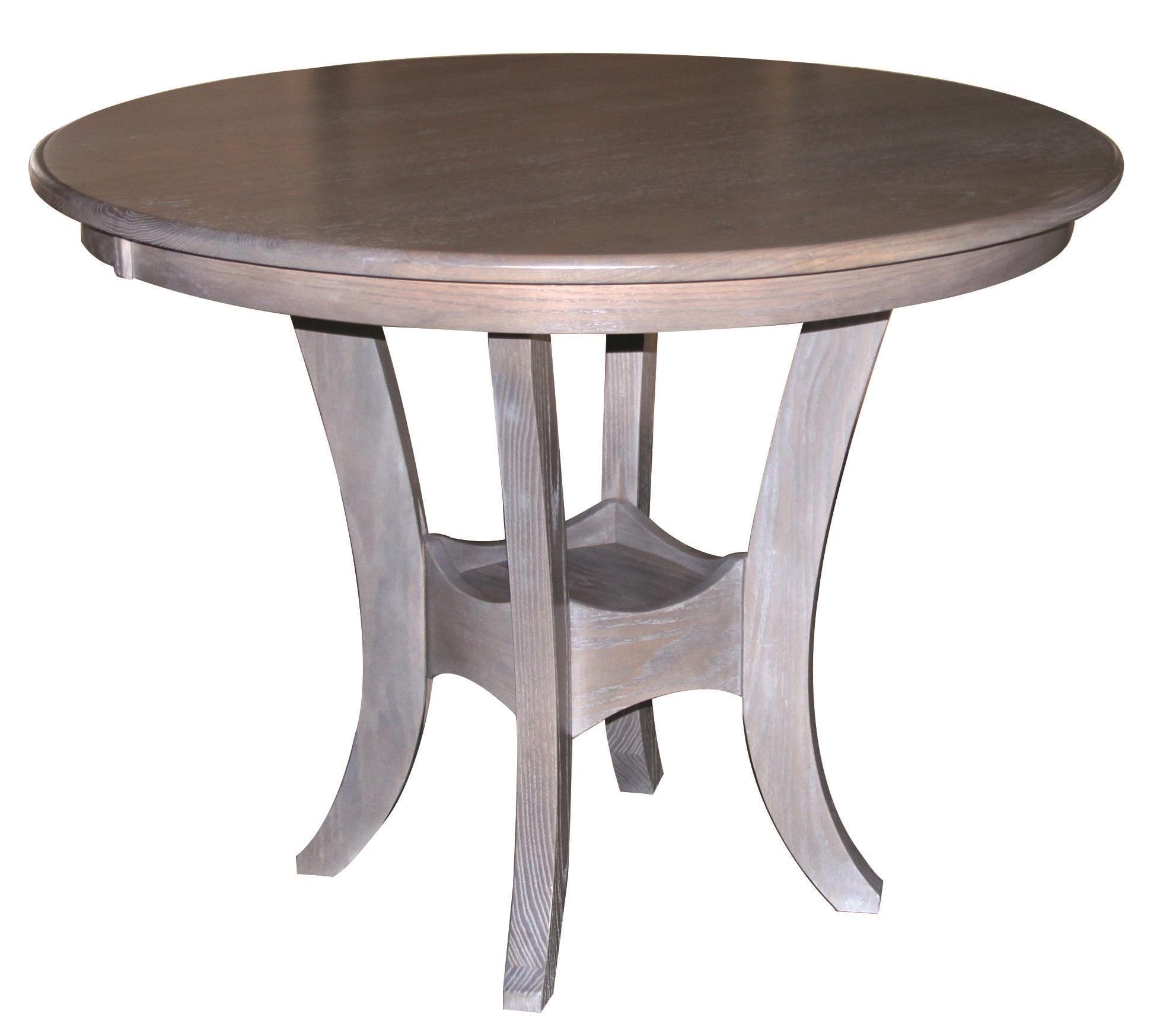 Sierra Single Pedestal Table