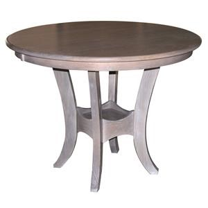 Sierra Single Pedestal Table