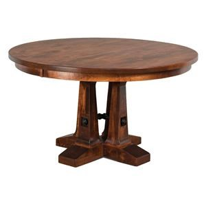 Vienna Single Pedestal Table