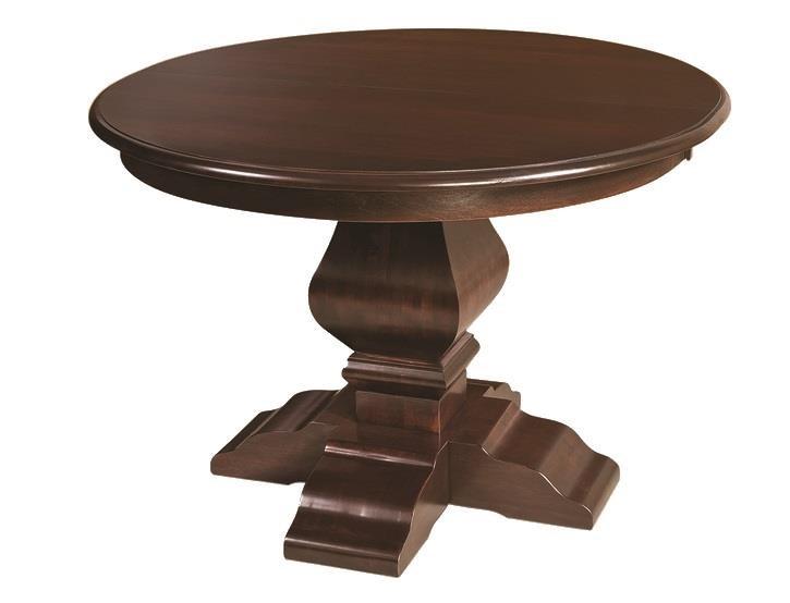 Wilmington Single Pedestal Table