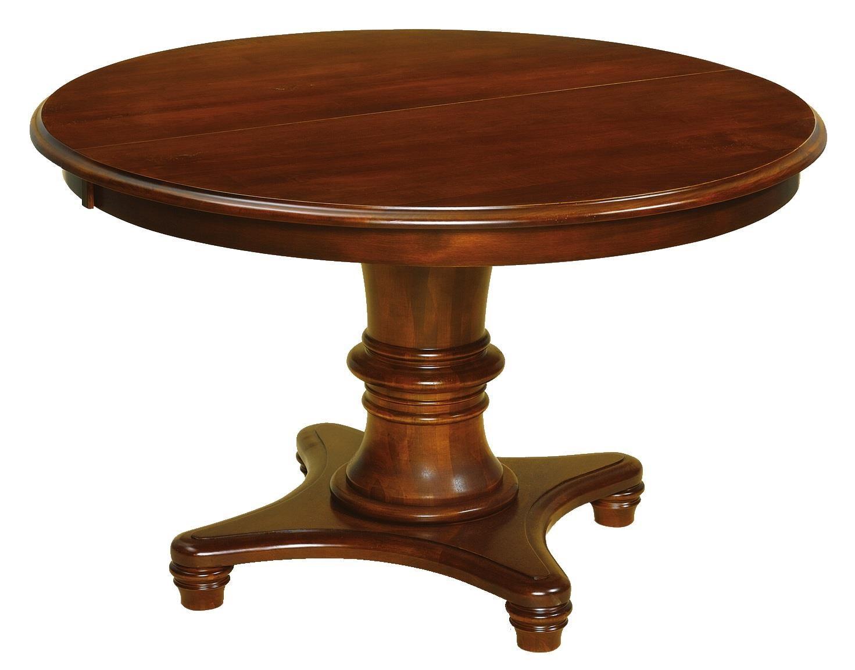 Woodbury Single Pedestal Table