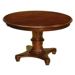 Woodbury Single Pedestal Table