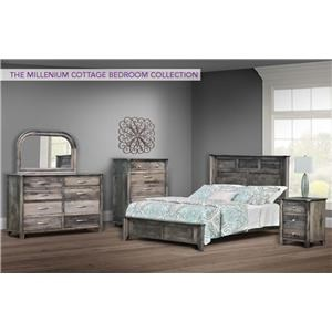 4pc Queen Bedroom Group