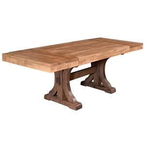 Rustic Carlisle Trestle Table