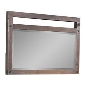 Wayside Custom Furniture Timber Bedroom Mule Mirror