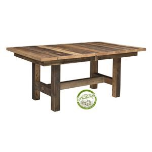Reclaimed Barnwood Table