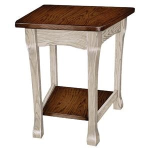 Large Wedge Table
