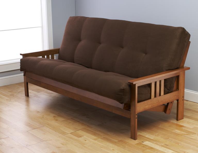 Wayside Furniture Kodiak Monterey Monterey Futon - Item Number: KODMONT/KIT