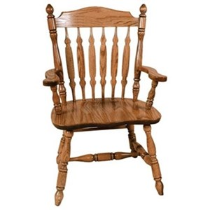 Royal Plain Arm Chair