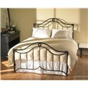Wesley Allen Iron Beds Full Montgomery Iron Bed - Item Number: CB1081F