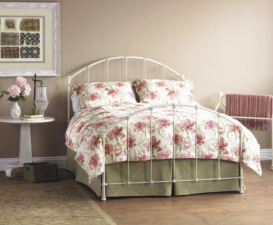 Wesley Allen Iron Beds King Coventry Iron Bed - Item Number: CB7160K