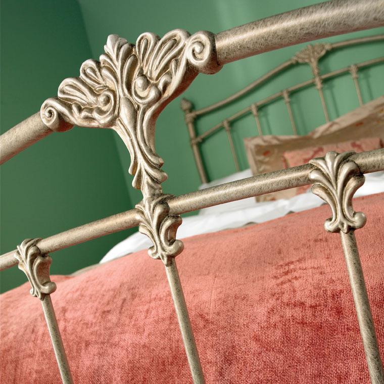 Wesley Allen Iron Beds Merrick Iron Poster Bed Wayside