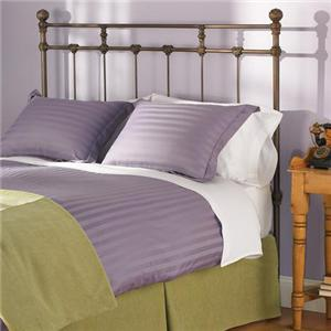 Wesley Allen Iron Beds Queen Sena Headboard