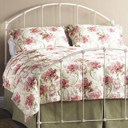 Wesley Allen Iron Beds Twin Coventry Headboard - Item Number: HO7160T