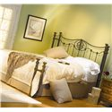 Morris Home Furnishings Iron Beds Dawson Poster Bed - Item Number: HOFRP1053