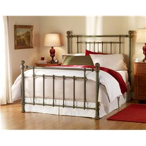 Morris Home Furnishings Iron Beds Revere Poster Bed