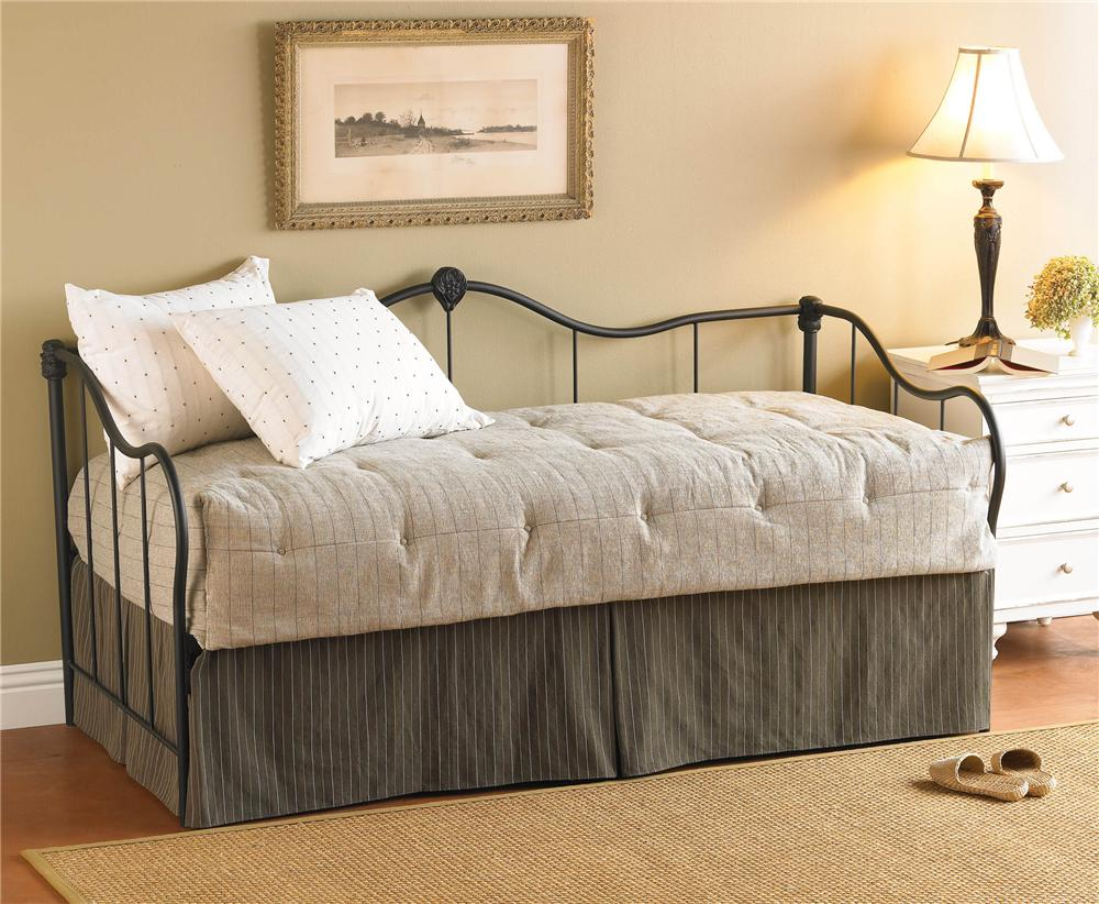Wesley Allen Iron Beds Ambiance Daybed - Item Number: SB4103