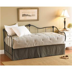 Morris Home Furnishings Iron Beds Ambiance Daybed