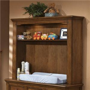 Westwood Design Jonesport Combo Hutch with Touchlight