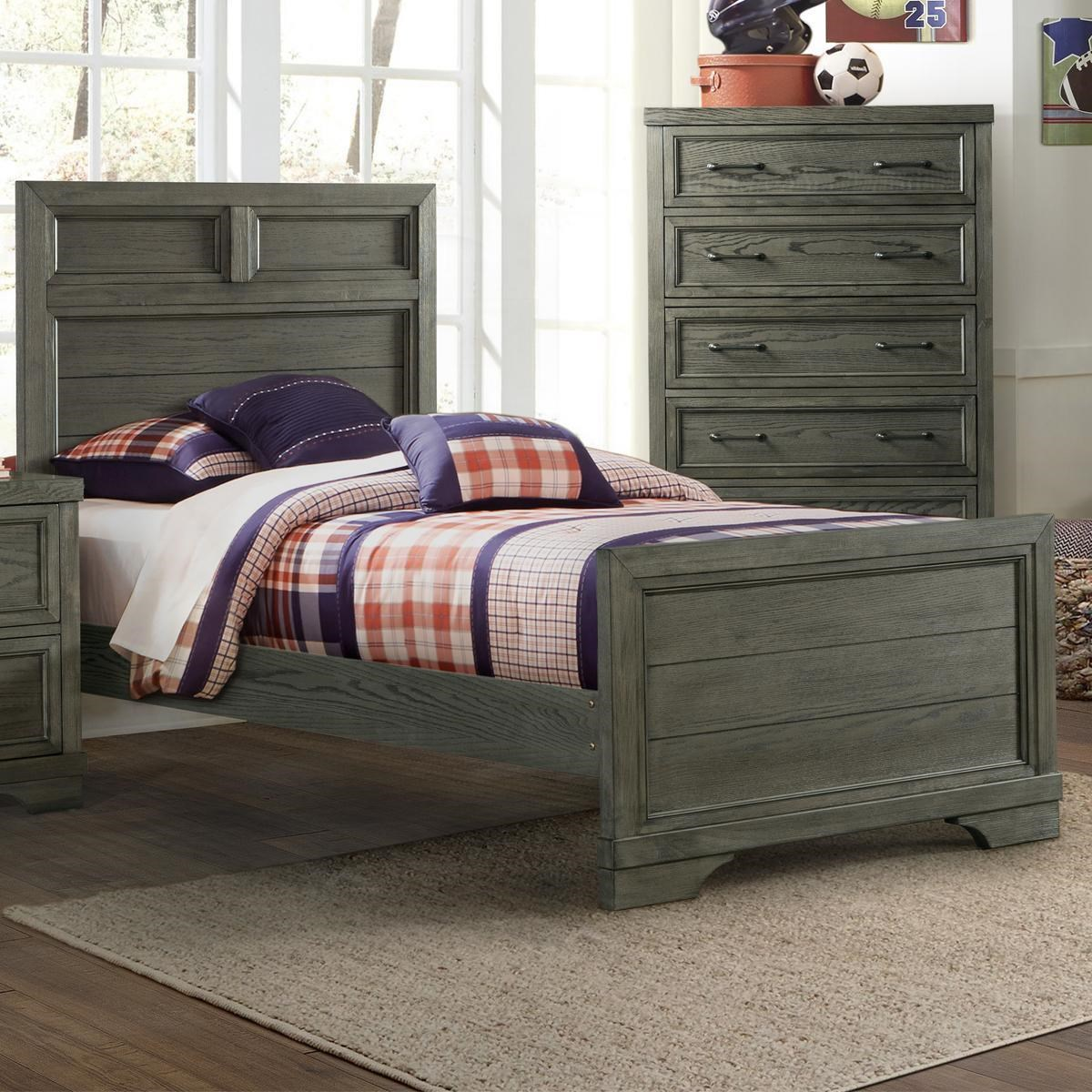 Kemp Kemp Twin Bed by Westwood Design at Morris Home
