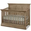 Westwood Design Pine Ridge Convertible Crib - Item Number: PR-CR-8004NR-CAS