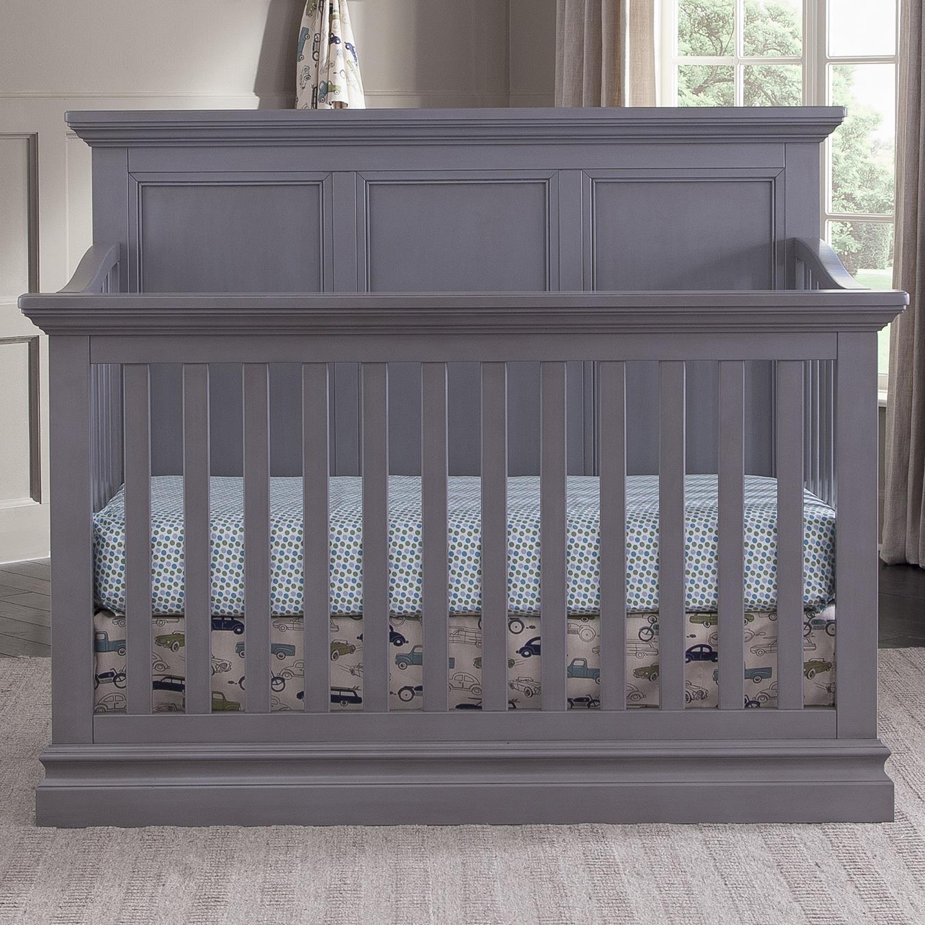 Westwood Design Pine Ridge Convertible Crib - Item Number: PR-CR-8004NR-CLD