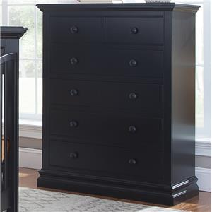 Westwood Design Stone Harbor 5 Drawer Chest