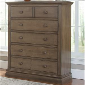 Westwood Design Stone Harbor Chest of Drawers