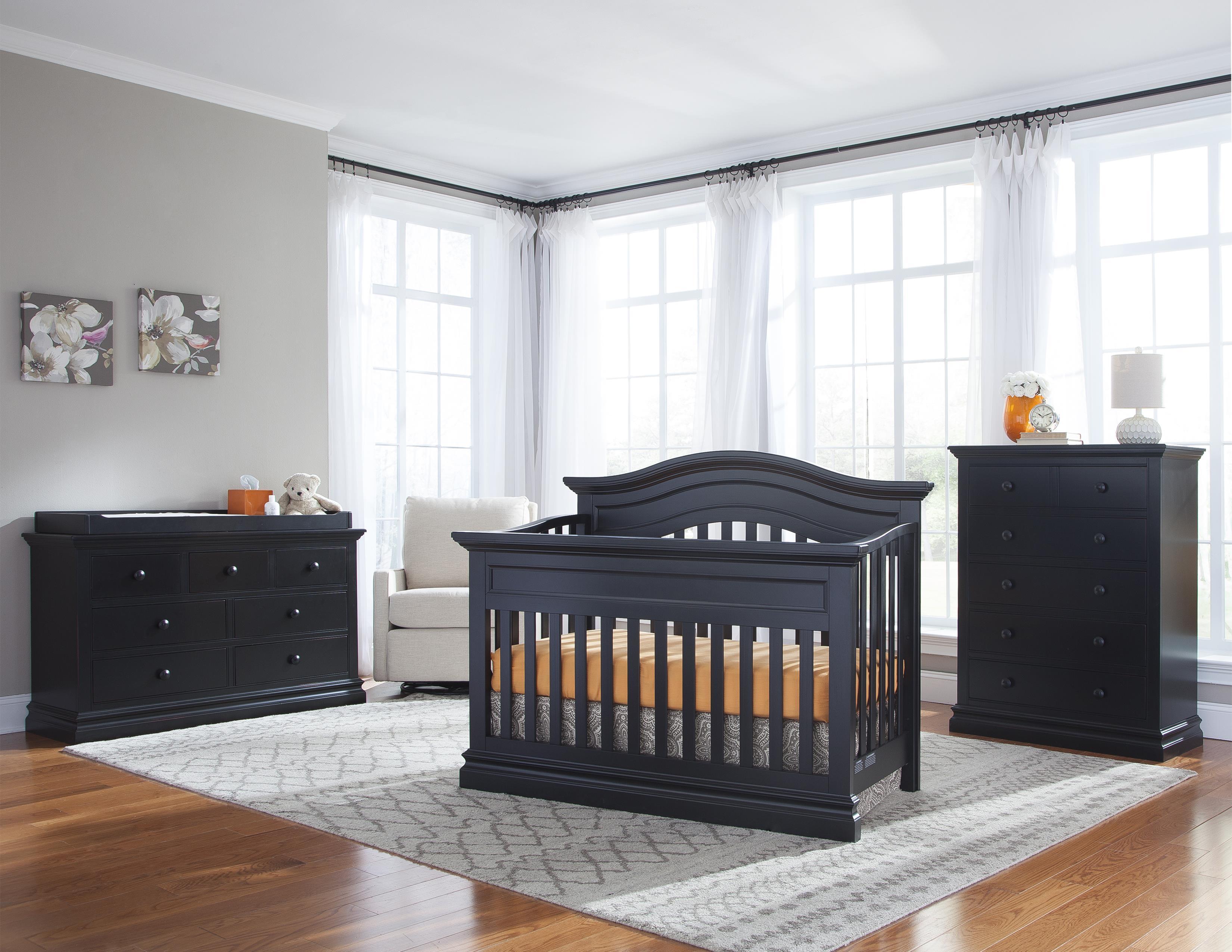 Westwood Design Stone Harbor Convertible Crib Virginia