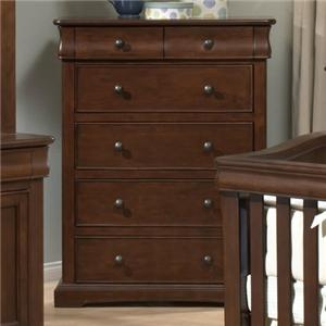 Westwood Design Stratton Bedroom Chest with 6 Drawers