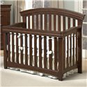 Westwood Design Stratton Convertible Crib - Item Number: ST-CR-2101GR-VCR