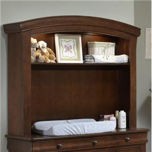 Westwood Design Stratton Combo Hutch with Touchlight