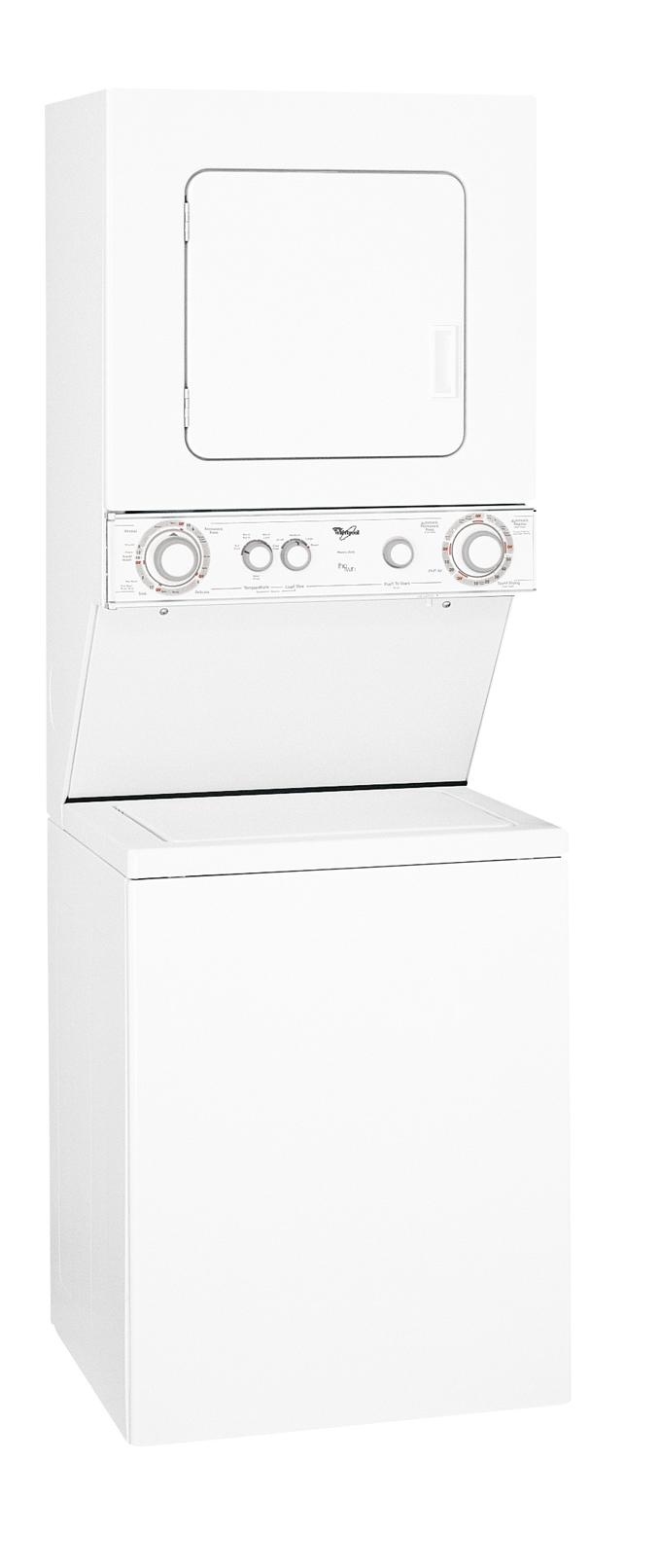 Whirlpool Combination Laundry Combination Washer and Gas Dryer - Item Number: LTG5243DQ