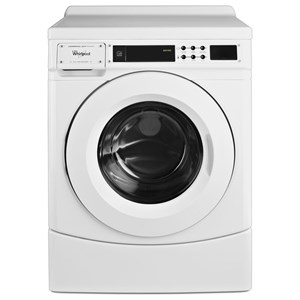 """27"""" Commercial Front Load Washer"""