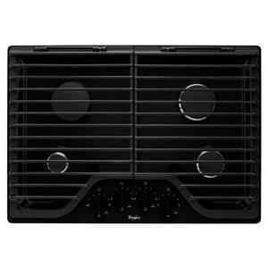 "Whirlpool Gas Cooktops 30"" Gas Cooktop"